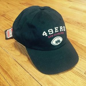 NFL San Fran 49ers Authentic Team Apparel Cap/Hat